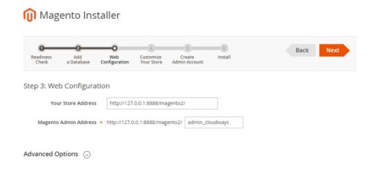 نصب مجنتو روی لوکال هاست با استفاده از PHP7