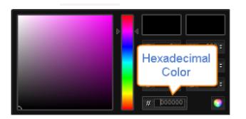 چگونگی پیکربندی رنگ طرح ها در مجنتو 2